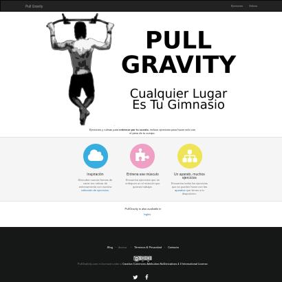 Pull Gravity screenshot