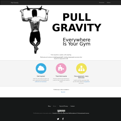 Pull Gravity screenshot